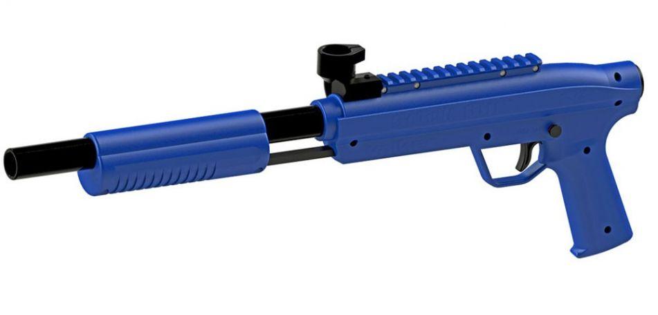 Valken Kids Markierer Gotcha Gun / Shotgun cal. 50 (0.5 J) blau
