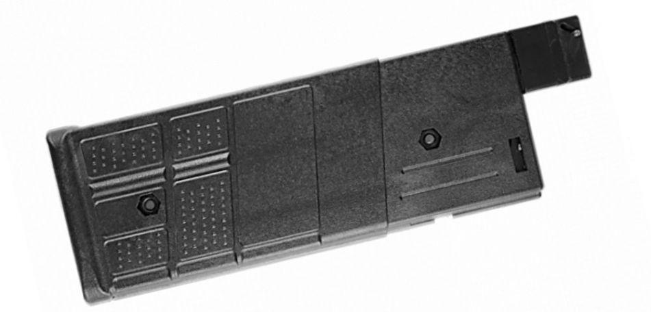 Milsig M17 Hybrid Magazin 20 Schuss Paintballs / 19 Schuss First Strike