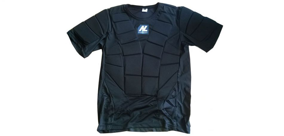 New Legion Body Armor Shirt schwarz XL