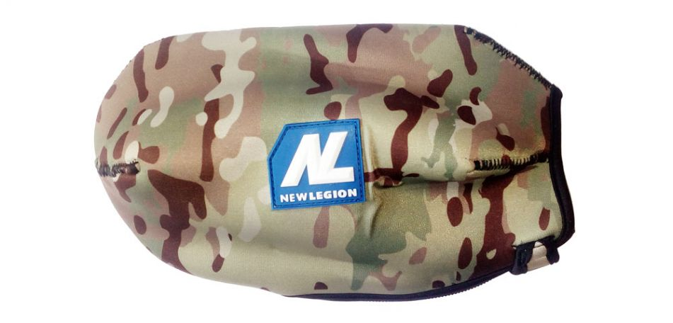 New Legion HP Bottlecover 0,8 -1,1 L camo