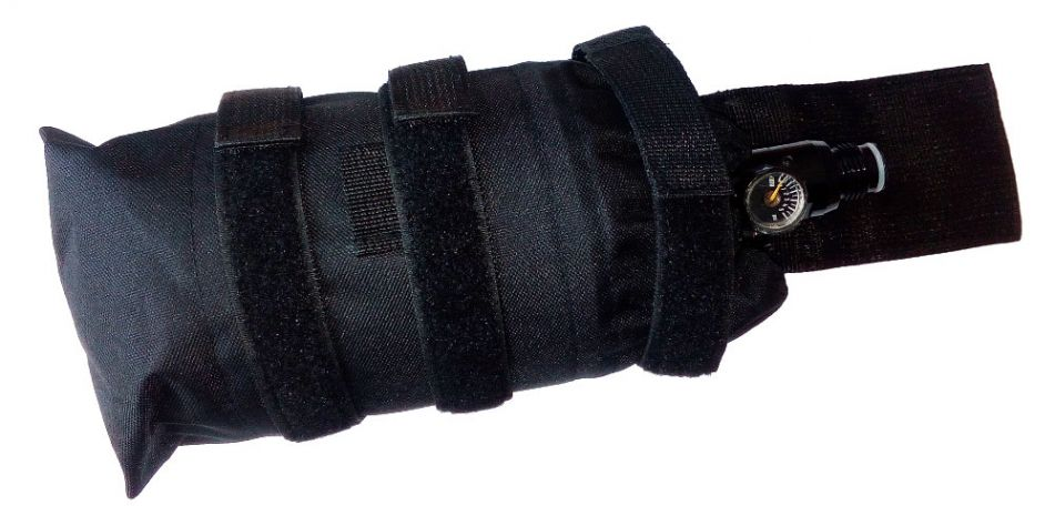 New Legion Tank Tasche Molle universal - schwarz