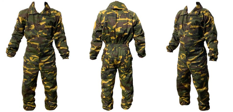 Overall Paintball woodland S/M