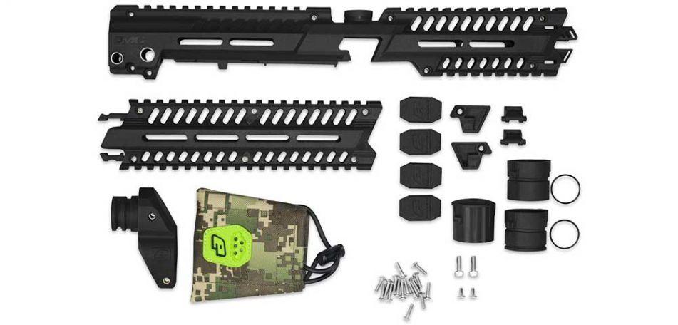 Planet Eclipse EMC Body Kit für Etha2 / EMEK schwarz