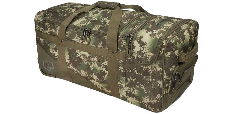 Planet Eclipse Tasche GX Classic Kitbag HDE Earth braun camo