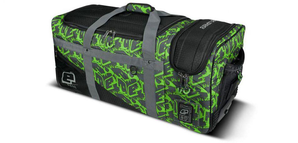 Planet Eclipse Tasche GX2 Classic Kitbag - Fighter grün