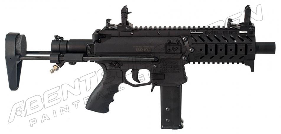 Milsig M17 MagFed SMG schwarz