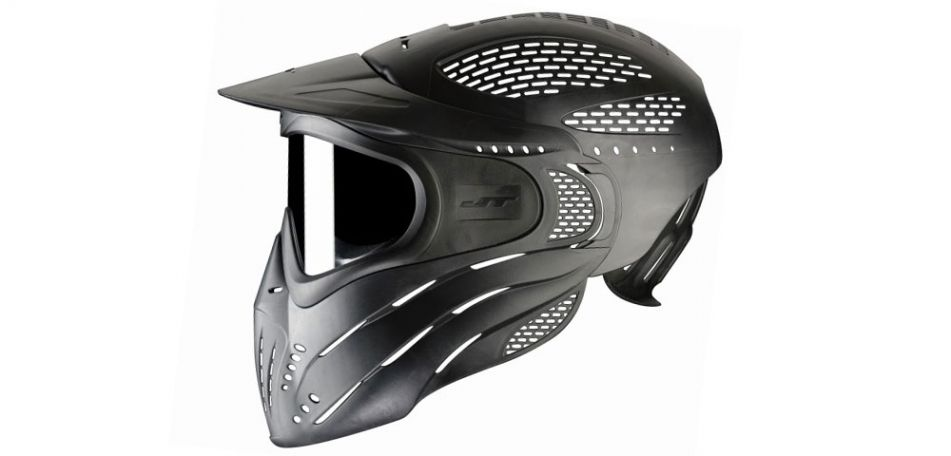 JT Premise Headshield / Fullhead single schwarz