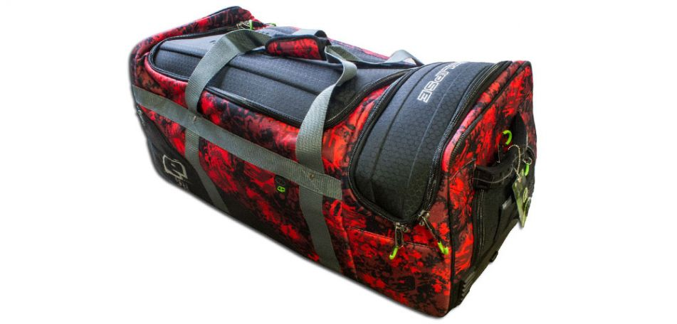 Planet Eclipse Tasche GX Classic Kitbag Fire