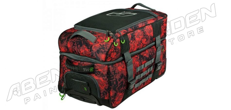 Planet Eclipse Tasche GX Split Compact Bag Fire