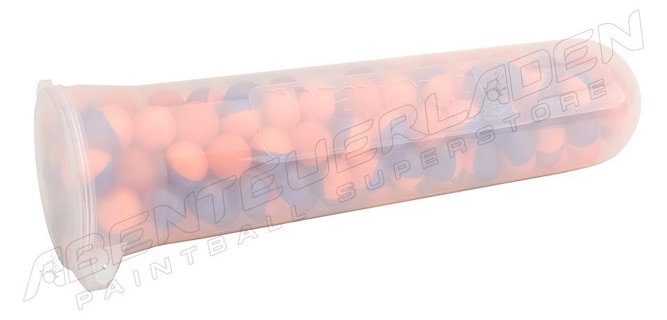 140er Pot inkl. Paintballs cal.68