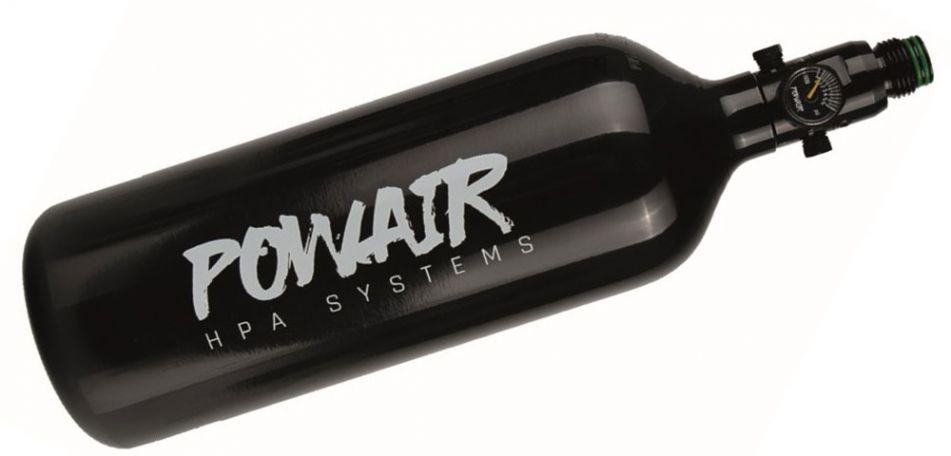 PowAir Basic Series 1,0 Liter / 62ci HP System 200bar