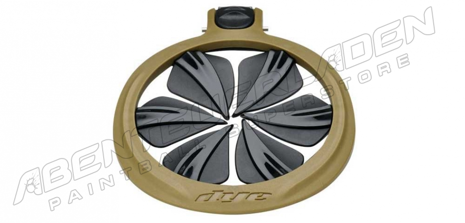 Dye Rotor R2 Quick Feed gold