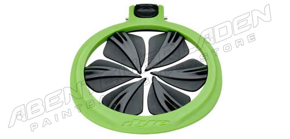 Dye Rotor R2 Quick Feed green