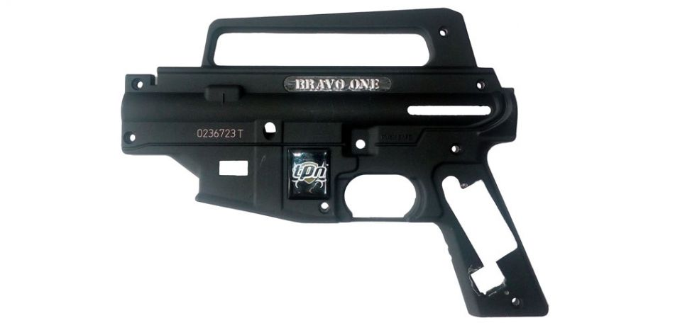Tippmann BRAVO ONE Receiver Left TA06001