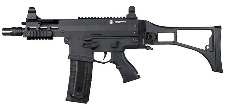 Maxtact TGR X2 COMMANDO G36 Stock Edition schwarz