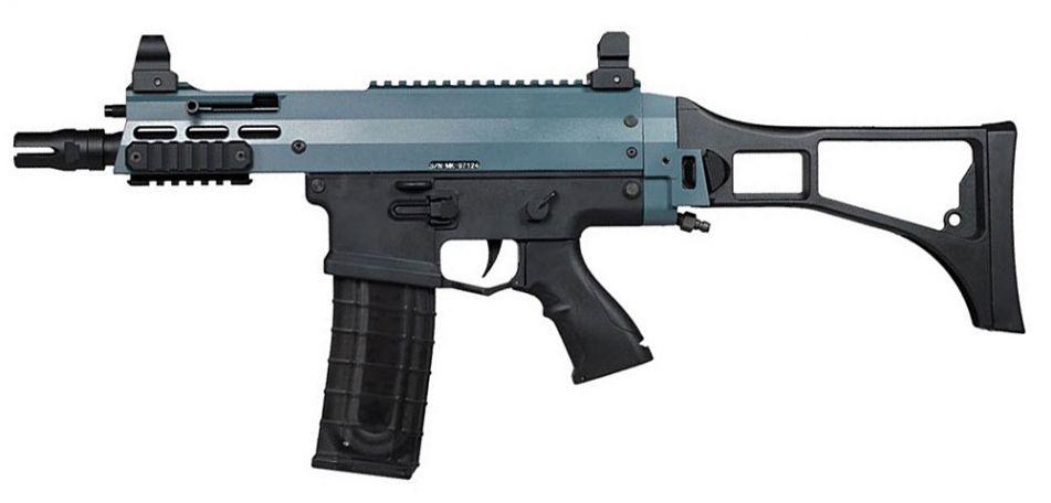 HonorCore TGR X2 COMMANDO G36 Stock Edition Cerakote Jesse James Cold War Grey