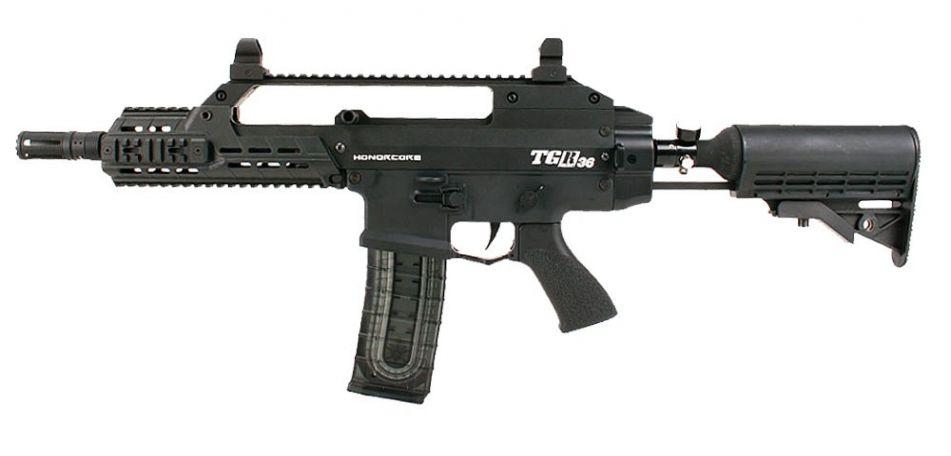 HonorCore TGR36C schwarz