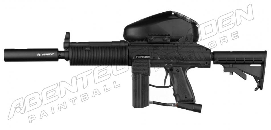 Tippmann Stryker MP2 Elite schwarz