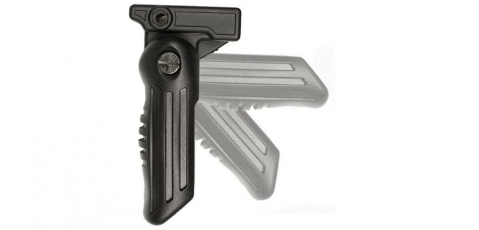 Tiberius Arms CQB Folding Fore Grip - Frontgriff