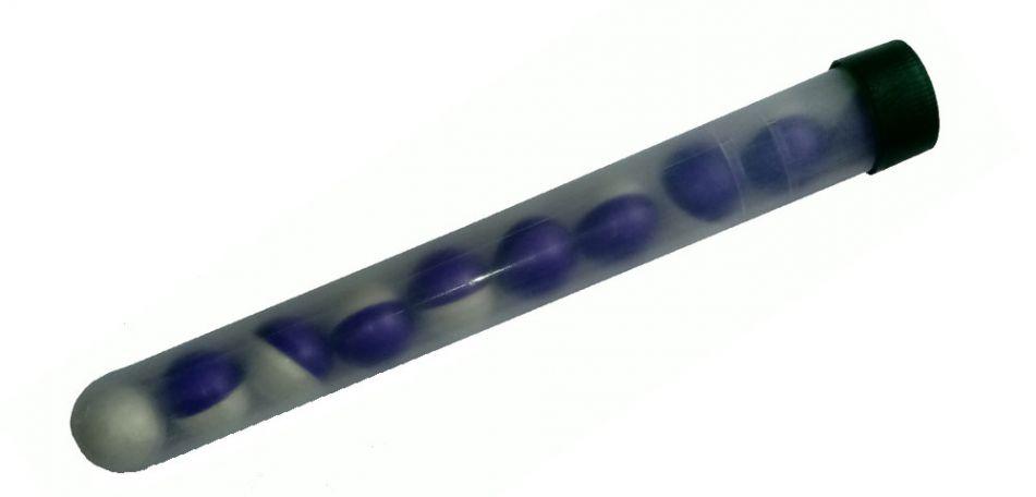 Tiberius First Strike Ultra Sphere Powderballs (USP)  im 10er Röhrchen