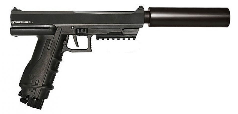 Tiberius Arms T 8.1 Socom black