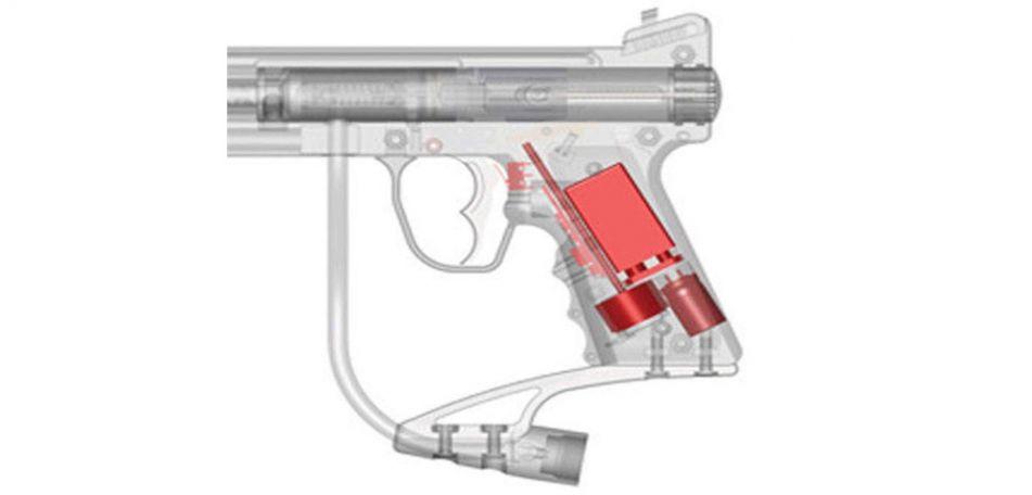 Tippmann 98 ACT E-Grip / E-Trigger