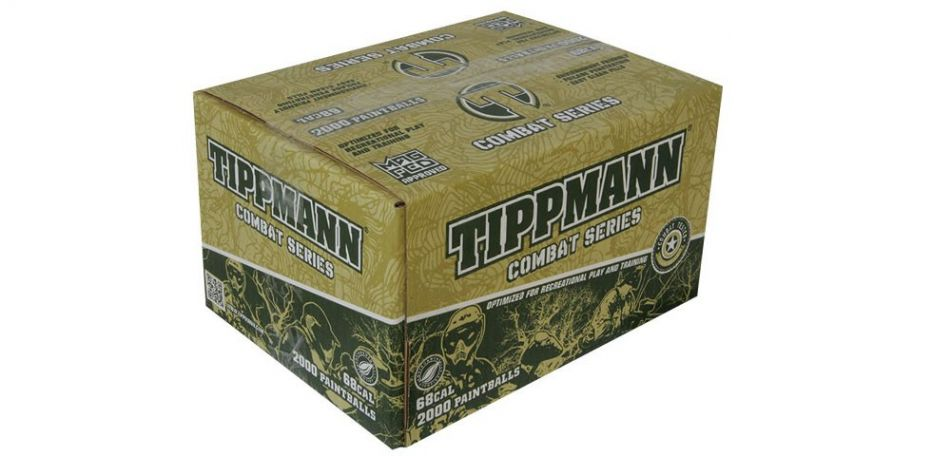 Tippmann Combat Paintballs Winter