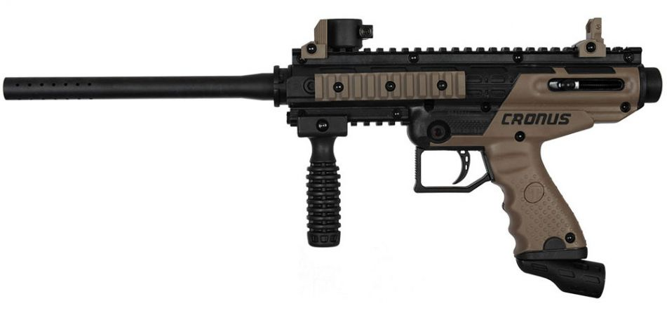 Tippmann Cronus Basic cal.50 black/dark earth