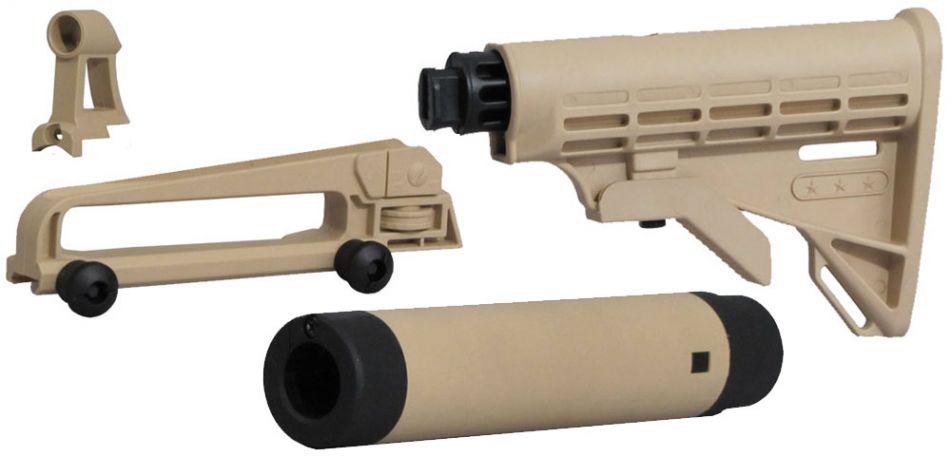 Tippmann Cronus Tactical Upgrade Mod Kit - tan/black