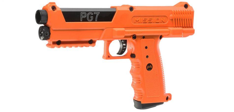 Tippmann / Mission PG7 LTL Pistole orange
