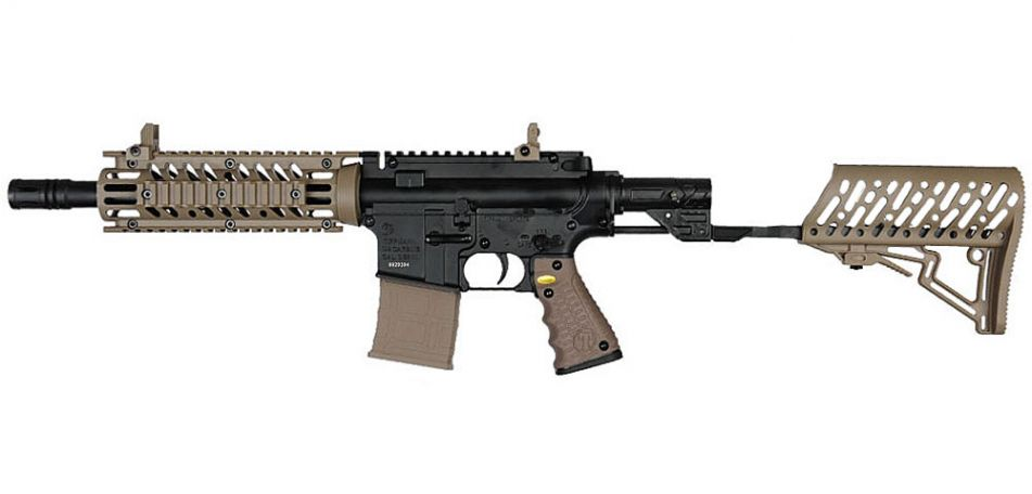 Tippmann TMC MagFed inkl. Air Stock (ohne HP System)