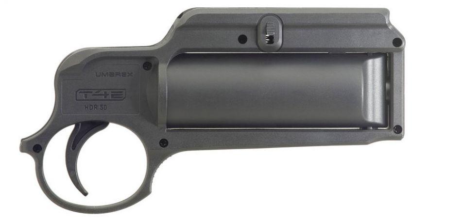 Umarex T4E HDR 50 Launcher für Walther PDP Pfefferkartuschen