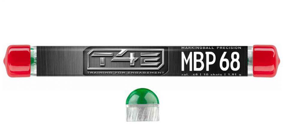 Umarex T4E MBP 68 Markingballs Precision cal. 68 - 10 Stück