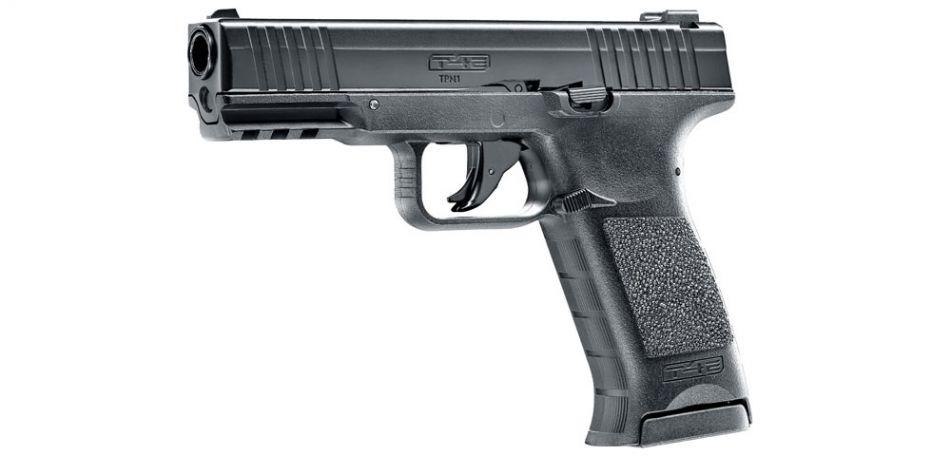 Umarex T4E TPM1 cal.43 Pistole - black