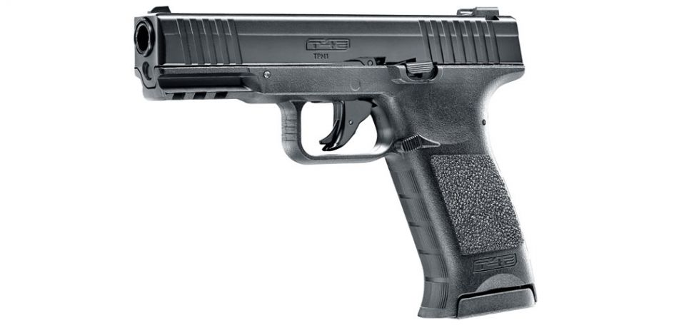 Umarex T4E TPM1 cal.43 Pistole- black