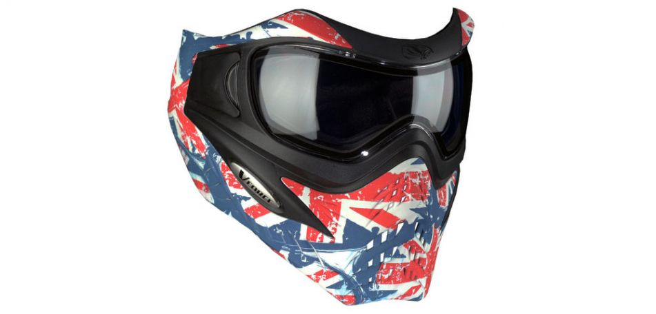 VForce Grill Thermalmaske Maske SE - Union Jack