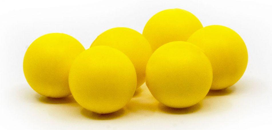 Valken Gotcha Schaumstoffbälle cal. 50 - 100 Stück - neon yellow