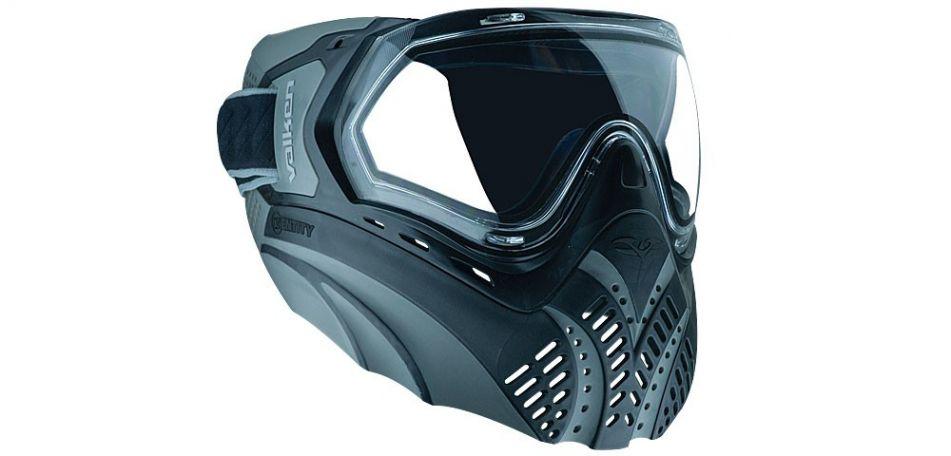 Valken Identity Thermalmaske schwarz grau