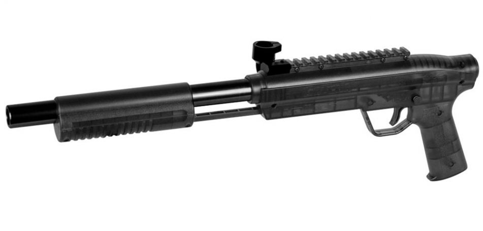 Valken Kids Markierer Gotcha Gun / Shotgun cal. 50 (0.5 J) smoke