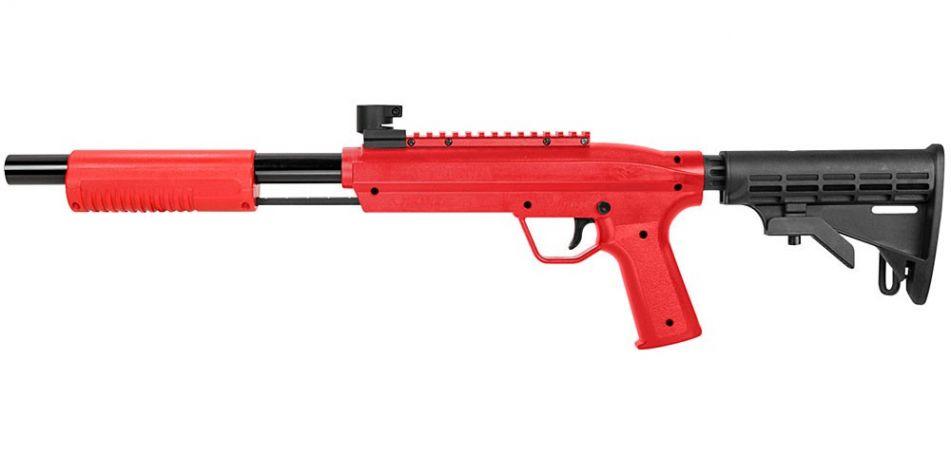 Valken Kids Markierer Tactical Gotcha Gun / Shotgun cal. 50 (0.5 J) rot