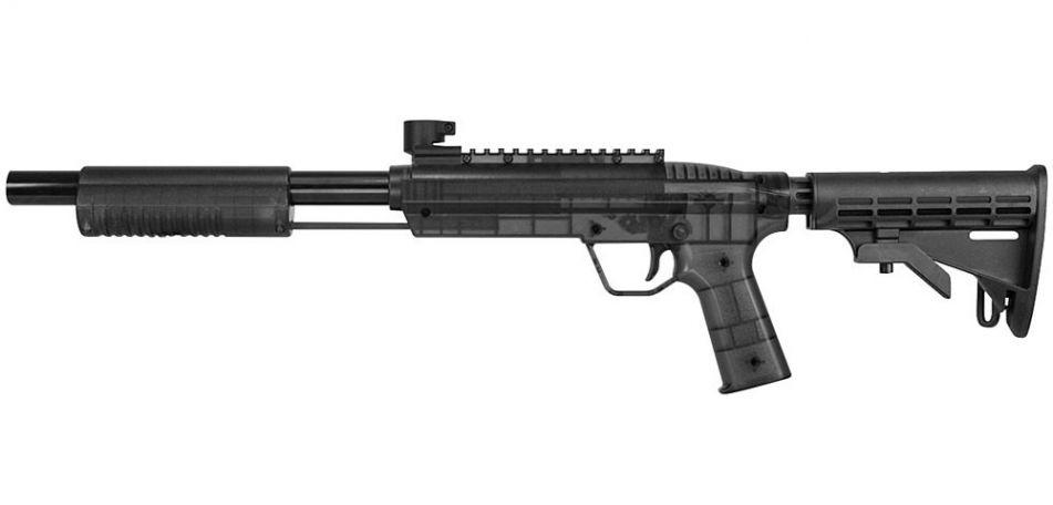 Valken Kids Markierer Tactical Gotcha Gun / Shotgun cal. 50 (0.5 J) smoke