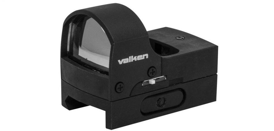 Valken Mini Reflex Red Dot Sight - black