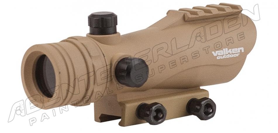 Valken V Tactical Red Dot RDA30 - tan