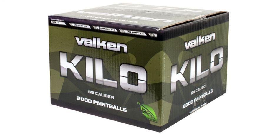 Valken Kilo Paintballs