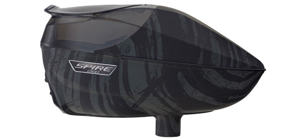 Virtue Spire 260 Loader Graphic Black