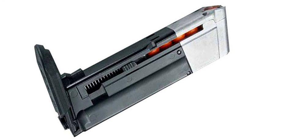 Ersatzmagazin für Walther PPQ M2 T4E