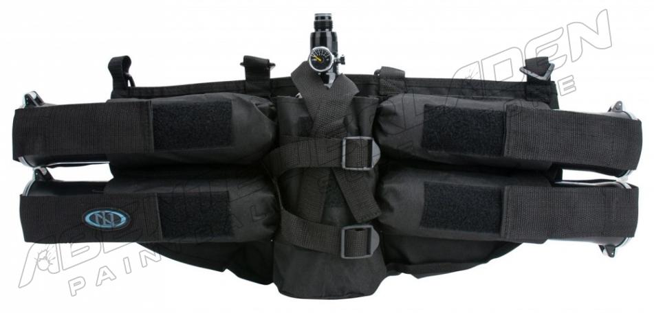 New Legion Battle Pack 4+1 horizontal, schwarz