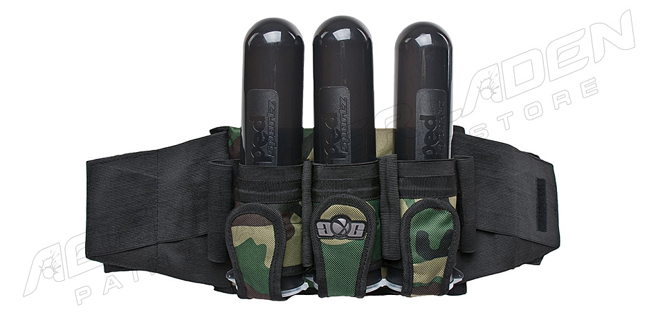 GxG 3 + 4 Battlepack woodland