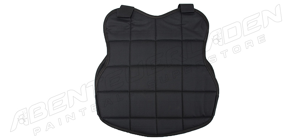 Brustpanzer schwarz