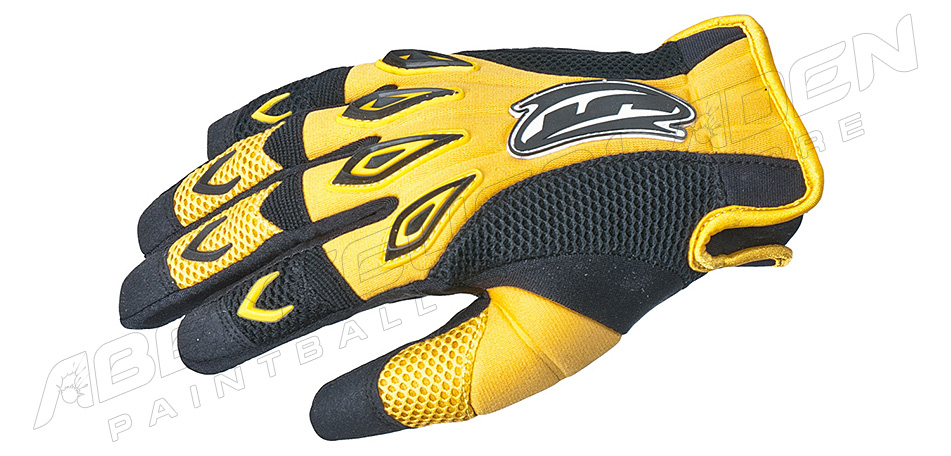 JT Team Gloves gelb S